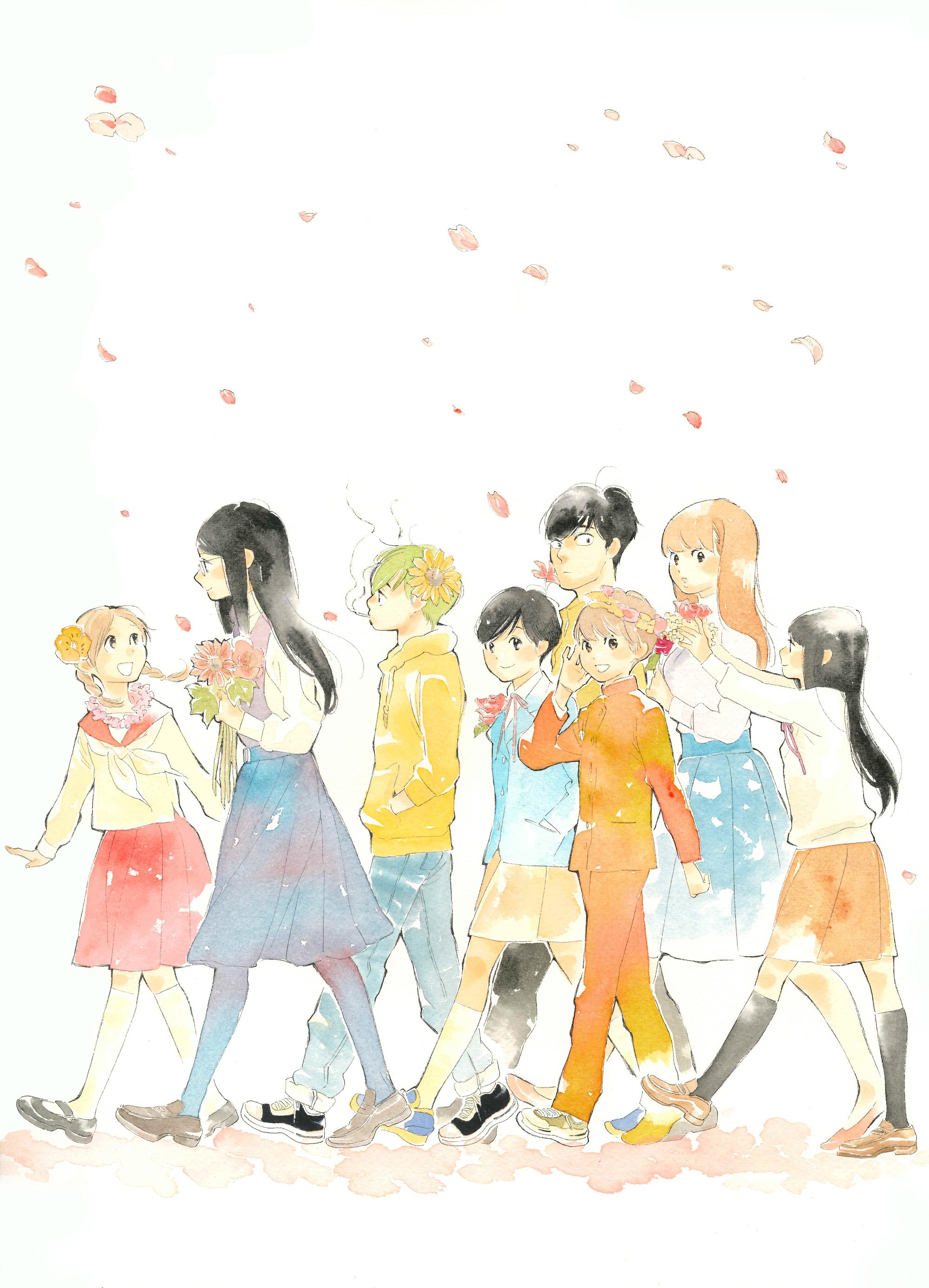 ~画業20周年記念~志村貴子原画展