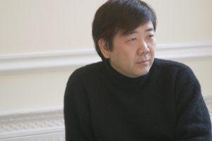 鴻上尚史さん トーク&サイン会