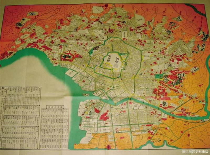 古地図展示即売会