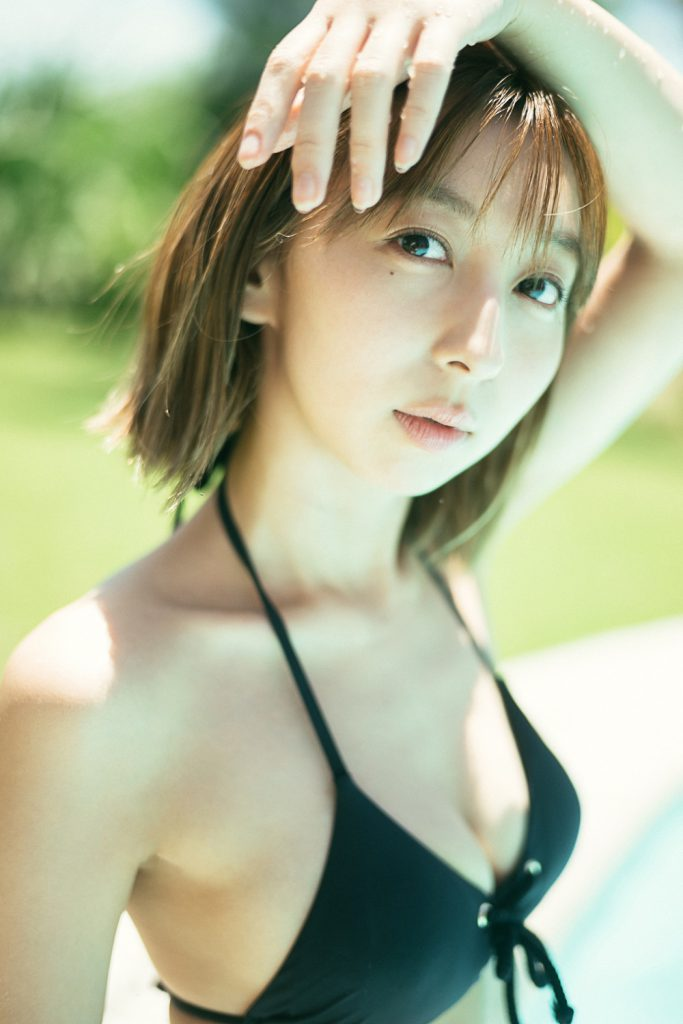 『飯田里穂写真集(仮)』 発売記念イベント